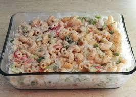 classic pasta salad classic summertime macaroni salad u2013 vegcharlotte