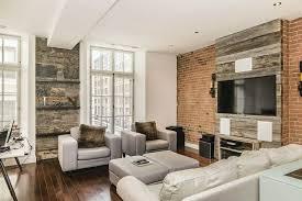 Contemporary Homes Interior 6 Exposed Brick Interiors For Stylish Contemporary Homes Modernize