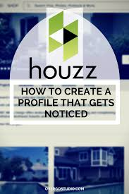 Proffesional Profile Houzz Marketing U2013 Create A Professional Profile That Gets Noticed