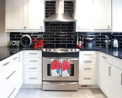 black backsplash kitchen black backsplash houzz