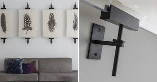 wall art display ideas these contemporary industrial metal