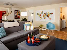 how to decorate basement living room 4 home ideas