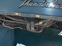 1966 t bird wiring harness 1955 thunderbird wiring diagram