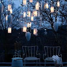 outdoor decorating ideas make it sparkle