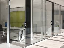 Glass Partition Design Glass Office Partition Rf Corridor Wall By Bene Design Johannes Scherr