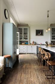 Laminate Flooring Black And White Kitchen Design Magnificent Kitchen And Flooring Cabinet Doors