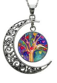 tree of jewelry symbolism kaleidoscope effect