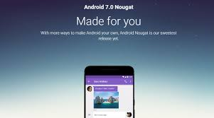 android os releases android 7 0 nougat release which phones will get the new
