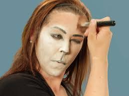 Halloween Makeup Application Tips Halloween Makeup Tutorial Cat Hgtv