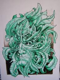 94 best greenman images on pinterest green man tattoo photos