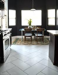 Ideas For Kitchen Floor White Kitchen Floor Tile Aciarreview Info