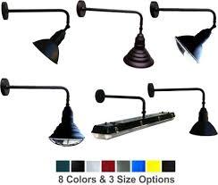 Outdoor Gooseneck Light Fixture by 8 Best Gooseneck Outdoor Lighting Fixtures Commercial Sign Barn