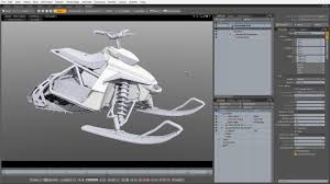 auto design software modo creative 3d modeling software foundry