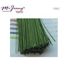 durchmesser fl che 10 teile satz 1 2mm fondant zucker blume durchmesser draht grünen