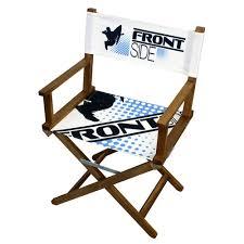 chaise personnalis e chaise de réalisateur chaise pliante publicitaire