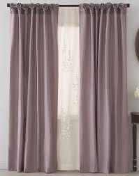 alluring simple window curtains interior design ideas with white