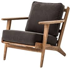 irondale brooks lounge chair contemporary living room chairs