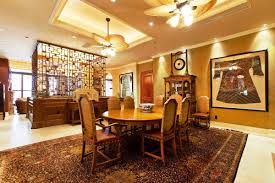 fancy dining room dining room an elegant and fancy dining room furniture with wall