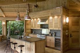 Tropical Kitchen Design Innovative Tropical Kitchen Design Tropical Kitchen Home Design