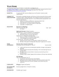 Resume For A Summer Job Resume Samples Restaurant Worker Sidemcicek Com