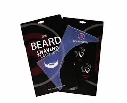 the most flexible beard shaving template in the world