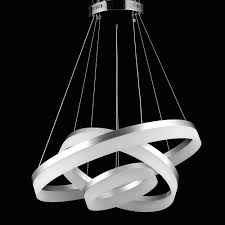 Chandeliers For Outdoors by Led Hanging Light With Lovable Circle Chandelier Design And 0