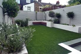 Garden Wall Paint Ideas Small Garden Fence Ideas Uk