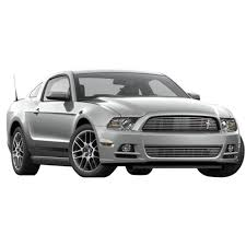Black 2014 Mustang Ford Dr3z 8200 Be Mustang Grille Upper Mca V6 Gt 13 14 Boss 13