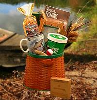 fishing gift basket fathers day gifts supreme gift baskets