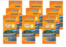 Western Europe Map by Motorcycle Journeys Western Europe 4 France Tours Maps Only