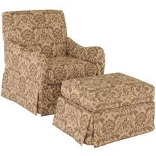 Accent Chair And Ottoman Set Chairs America Accent Chairs And Ottomans Accent Chair With Wing
