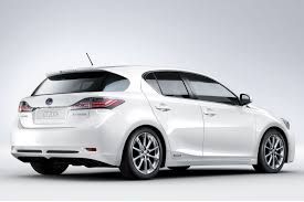 lexus ct or toyota prius new lexus ct 200h official details and photos leaked it u0027s your