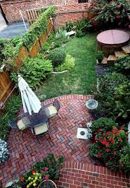 Simple Brick Patio With Circle Paver Kit Patio Designs And Ideas by Best 25 Small Backyard Patio Ideas On Pinterest Small Backyards