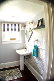 complete bathroom makeovers magnificent makeover with lowes tessa