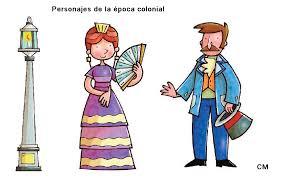 vestimenta de sereno de 1810 blog de actividades para niños educacion especial acto 9 de