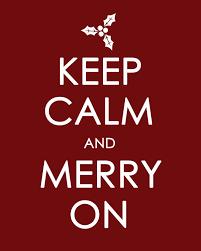 Christmas Day Meme - go away christmas i m not ready cup of tea
