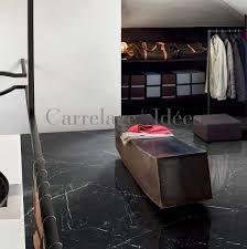 Carrelage Noir Poli Brillant by Le Carrelage Imitation Marbre Noir Produit Chic Et Tendance