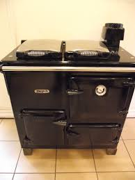black rayburn 208g country style cookers