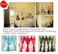 Outdoor Net Canopy by Luxurious Court Mosquito Net Large Bed Canopy Multiple Color