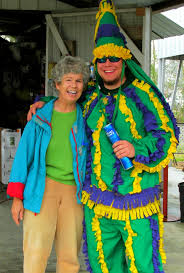 traditional cajun mardi gras costumes the capitaines and the chickens the task at