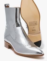 maison margiela western boot shoes pinterest western boot