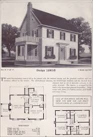 two story colonial house plans 1925 colonial revival house plans classic home two story