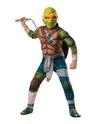 spirit halloween 2014 teenage mutant ninja turtles michelangelo costume costume pop