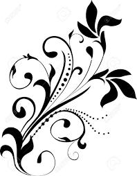 floral ornament vitr