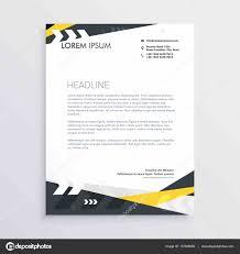 cool letterhead template sample templatex1234