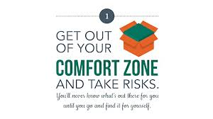 How To Leave Comfort Zone How To Push Yourself Out Of Your Comfort Zone