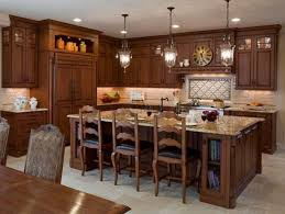 how to decorate your kitchen island 10 charming and cool wood kitchen island ideas rilane