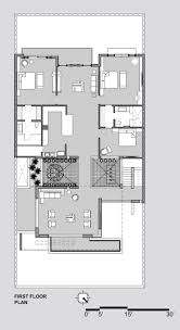 courtyard house plans 23 best twin courtyard house charged voids images on pinterest