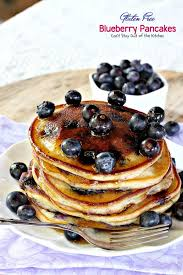 gluten free blueberry pancakes can u0027t stay out of the kitchen