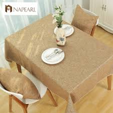 buy fashion style rustic table cloth pvc waterproof plastic